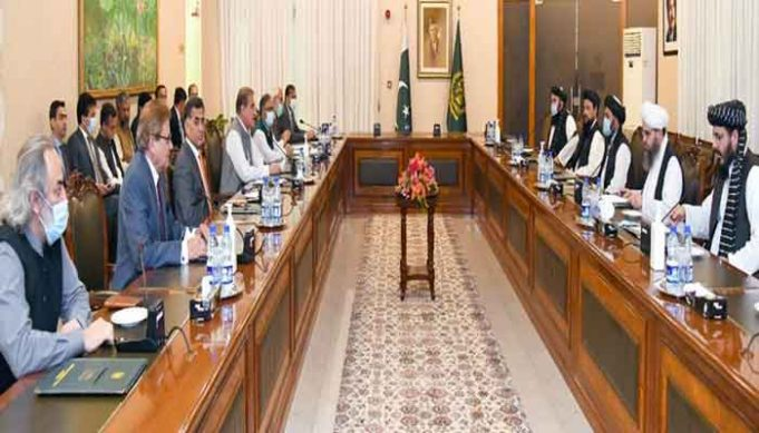 Pakistan cautions Afghan Taliban of 'spoilers'