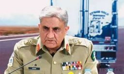 Gen Bajwa says Pakistan committed to peace and stability
