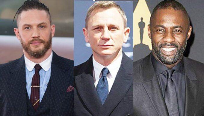 007 as JamesBond