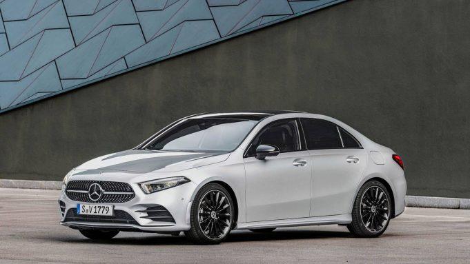 Mercedes Benz-AClass