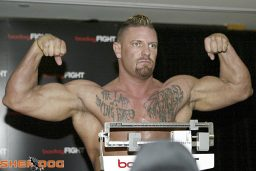 Todd Gouwenberg Professional Fighter