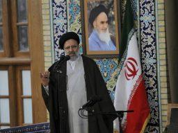 Iran's hardline president-elect Ebrahim Raisi