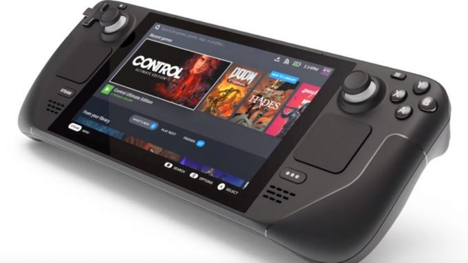 PC games console