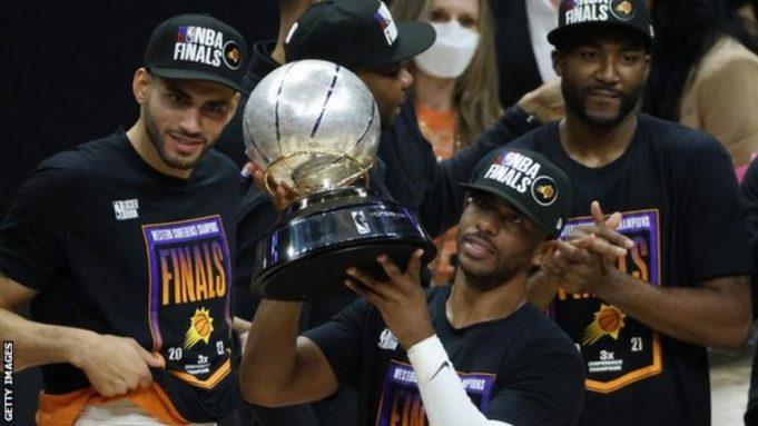 NBA Finals: Phoenix Suns beat
