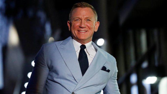 James Bond star