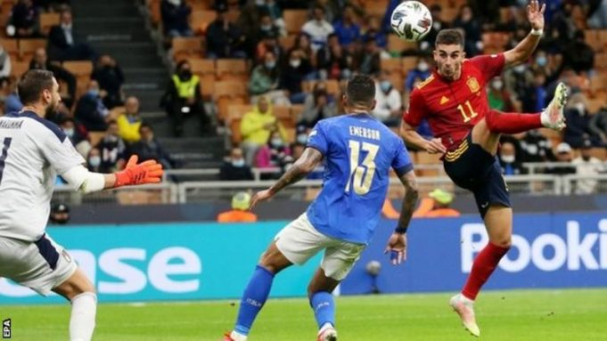 Italy's reality record 37-game